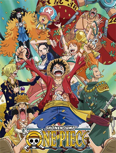 Cedric Okiorina : Animé de One Piece
